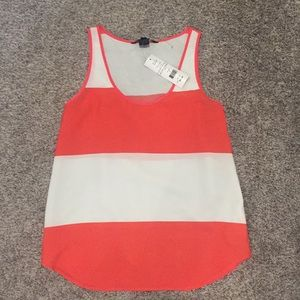 French connection tank size 2 nwt